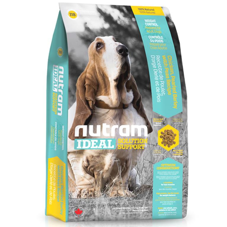 I18 Nutram Ideal Weight Control Dog